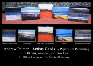 Andrew Palmer Artists Cards